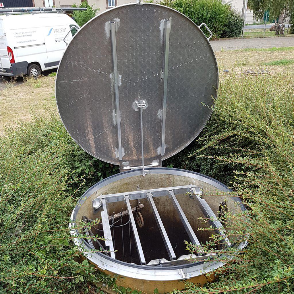 Mise conformité installation existante - SAS Vincent - Eure-et-Loir (28)